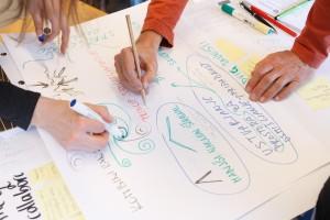 Ul - izboljševanje študijskih procesov z metodologijo appreciative inquiry, FGG, Jamova 2, Ljubljana, foto: Zeljko Stevanic/IFP